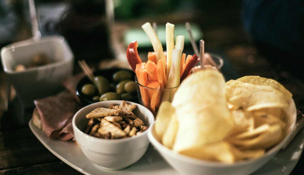 snack bar loix