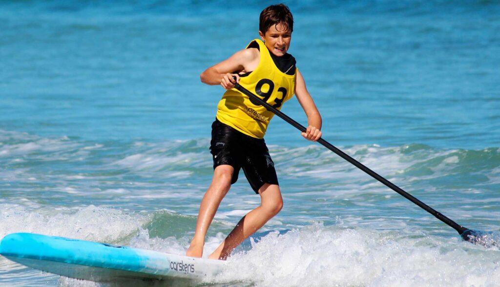 activite nautique paddle loix